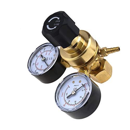 Druckminderer Argon CO2 MIG MAG WIG Schutzgas Schweißgerät Gas Druckregler