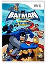 NEW Batman: The Brave and the Bold (Videogame Software)