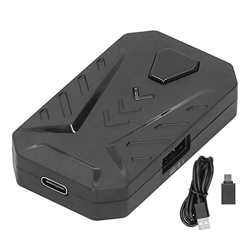 Console Mouse Convertitore tastiera, adattatore tastiera e mouse Convertitore controller di gioco per PS3 / PS4 / PS5 / Xbox360 / Xbox ONE