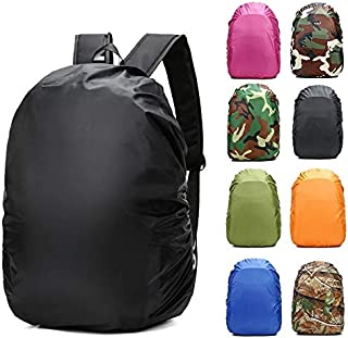 Tree-35L 35 / 45L Adjustable Waterproof Dustproof Backpack Rain Cover Portable Ultralight Shoulder Protect Outdoor Tools Hiking