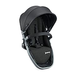 No need to buy a new stroller, just add this Second Seat to make your Qool a double Supports up to 55 lbs and includes UPF 50 Canopy Requires Front Adapters (sold separately)