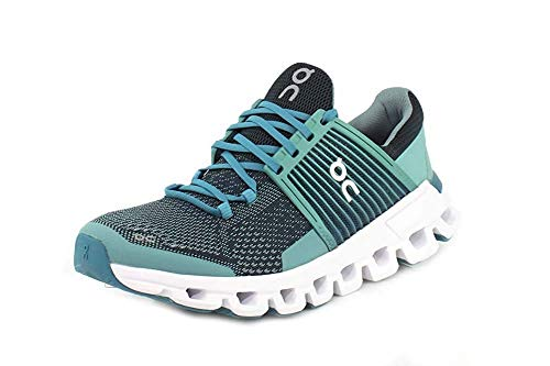 on Running Cloudswift Women's Road Shoes Teal/Storm (10.5 M US)