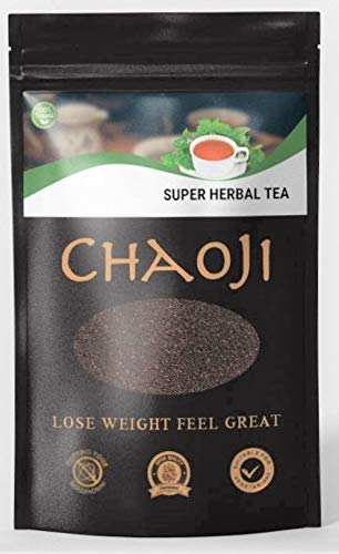 Chaoji Super Herbal Tea – Natural Detox Slimming Tea – Helps Against Diabetes, Cholesterol and Weight Gaining – Improves Digestion – Protein Enrichen Tea – Detox and Weight Loss Tea (1)