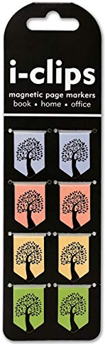 Preisvergleich Produktbild Tree of Life I-Clips Magnetic Page Markers