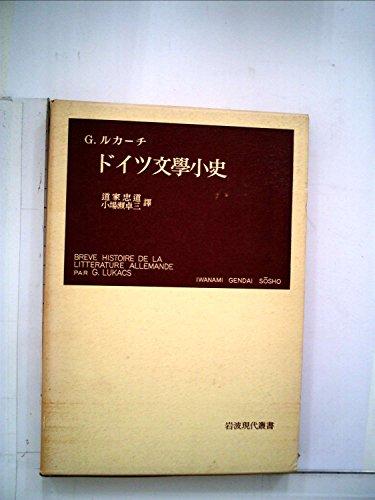 ドイツ文学小史 (1951年) (岩波現代叢書)の詳細を見る