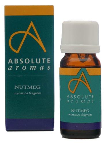 Arômes absolues huile de noix de muscade, 10 ml
