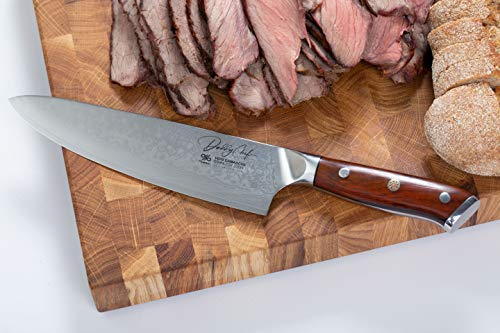 Daddy Chef Damascus Chef Knife