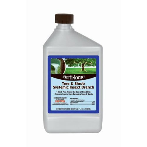 Voluntary Purchasing Group Vpg Fertilome 32 Ounce Concentrate Tree & Shrub Systemic Insect Drench, 32 oz