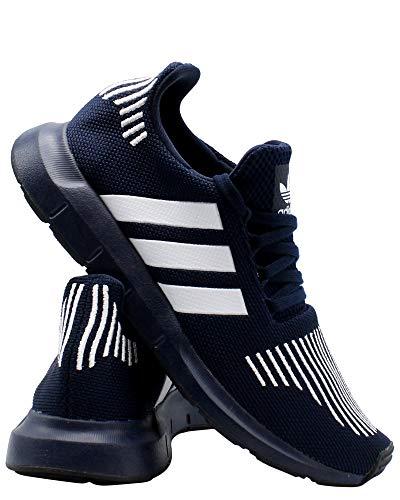 Adidas ORIGINALS Swift Run Collegiate Navy/Footwear White/Core Black 13