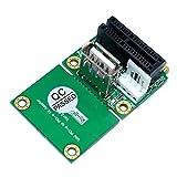 PCI-E 1X to Half/Full Mini PCI-E Adapter Pcie Connector