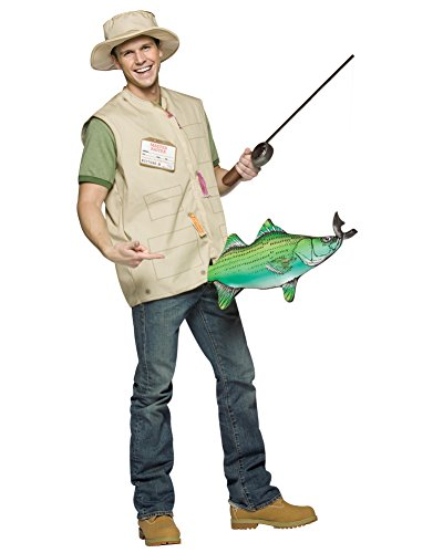 Top fisherman adult costume for 2021