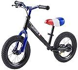MGE Enfants Draisienne, Vélos de Marche avec réglable et Guidon Siège, sans pédale vélo for Filles et garçons
