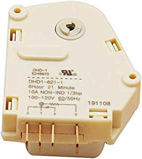 Mensi 215846604 - Temporizador eléctrico de descongelación para ...