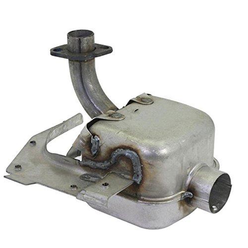 Schalldämpfer Motoren für Schneefräse 12A100–15C100