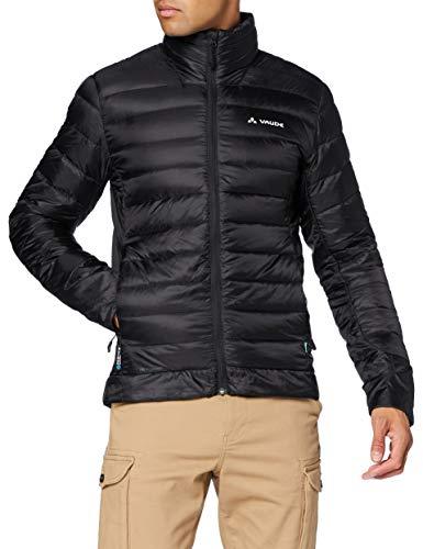 VAUDE Herren Men's Kabru Light Jacket III Jacke, Black Uni, L