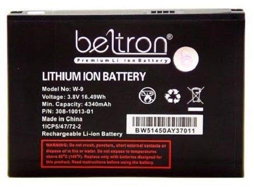 Replacement Battery Verizon Jetpack Hotspot