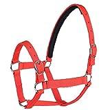 Collar Hípica Espesado Cabeza De Caballo Cuerda Ajustable Halter Brida De Seguridad Ronzal De Caballos Equipo De Entrenamiento