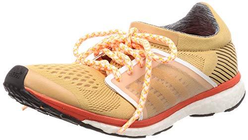 adidas Adizero Adios, Zapatillas de Deporte para Mujer, Marrón (CardboardSoft PowderSemi Solar Red), 39 13 EU