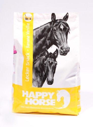 Happy Horse Pferdelecklies in großer Auswahl und tollen Geschmacksrichtungen Name ist Programm (Banane-Vanille)