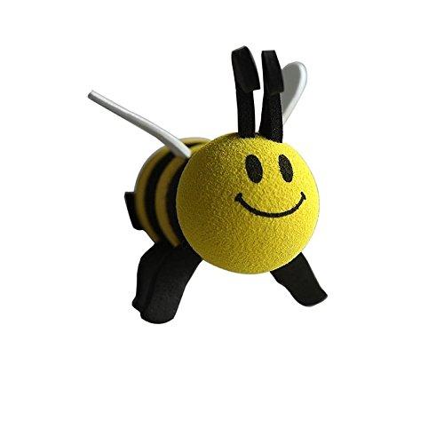 Honey Aerial Ball Bee Car Antenna Topper EVA Foam Antenna Ball Automobile...