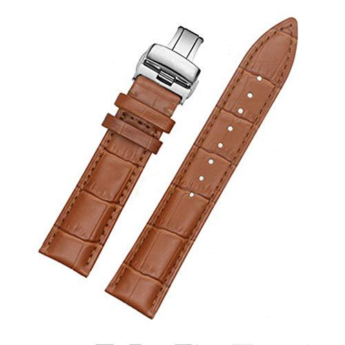 ATIRY 時計 ベルト 時計 バンド 本革 Dバックル 交換ベルト メンズ 工具付き 腕時計ベルト 14 16 18 19 20 21 22 23 24mm ボックス付き