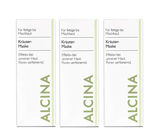 Alcina Kräuter-Maske 3x50ml