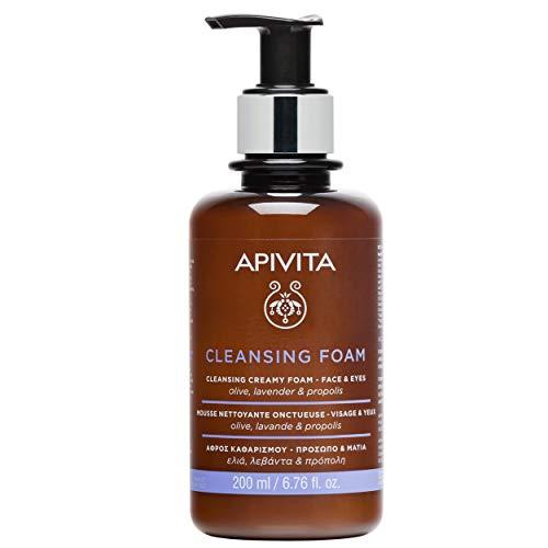 Apivita Cleansing Foam Cream 200ml