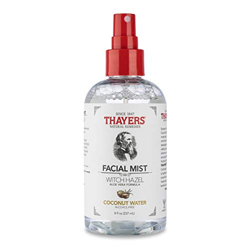 Thayers Alcohol-Free Coconut Water Witch Hazel Facial Mist Toner - 8 oz
