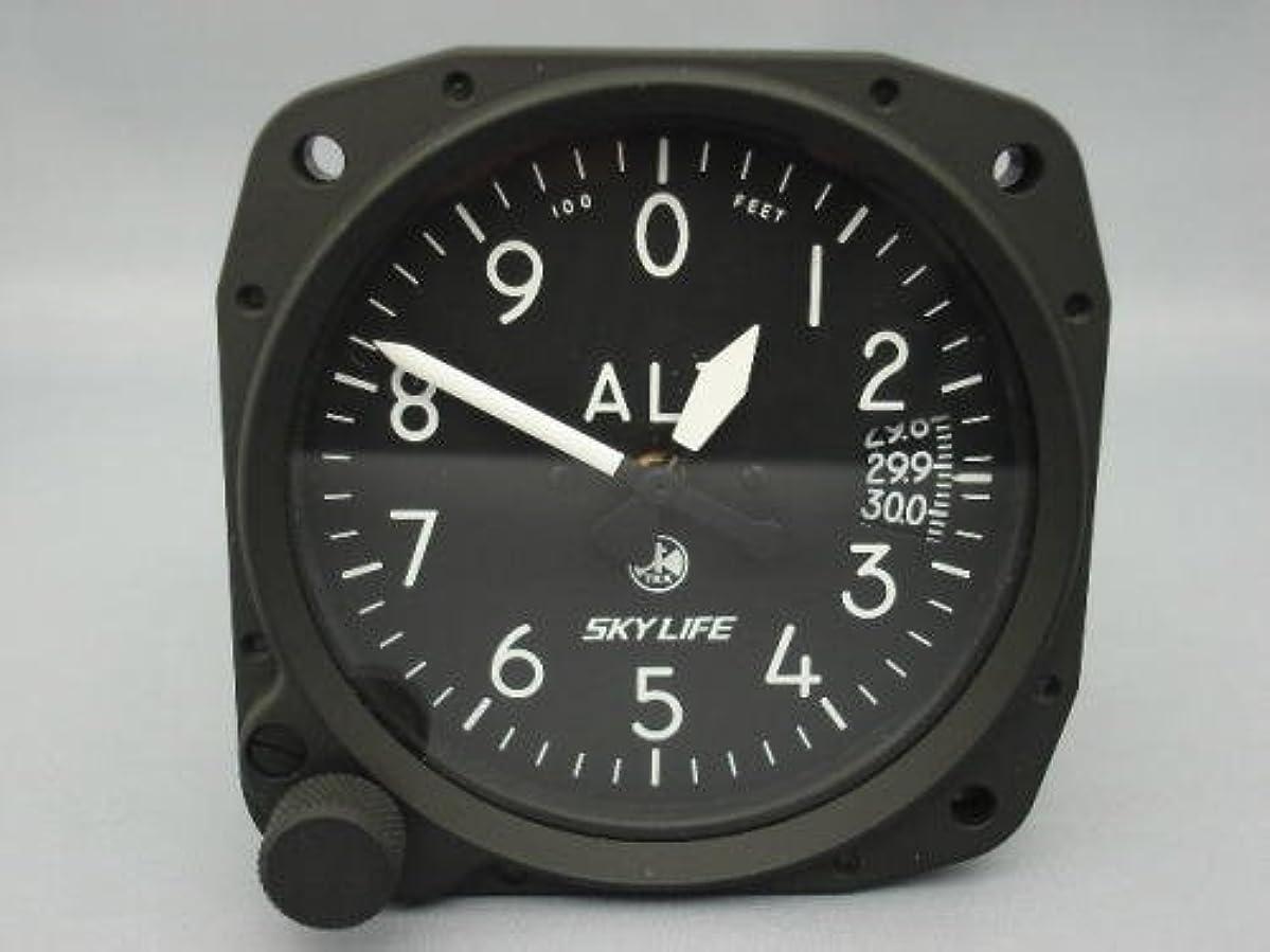 成功第ミトン東京航空計器 飛行機用  航空計器 高度計 ALTIMETER (0~20000FT)