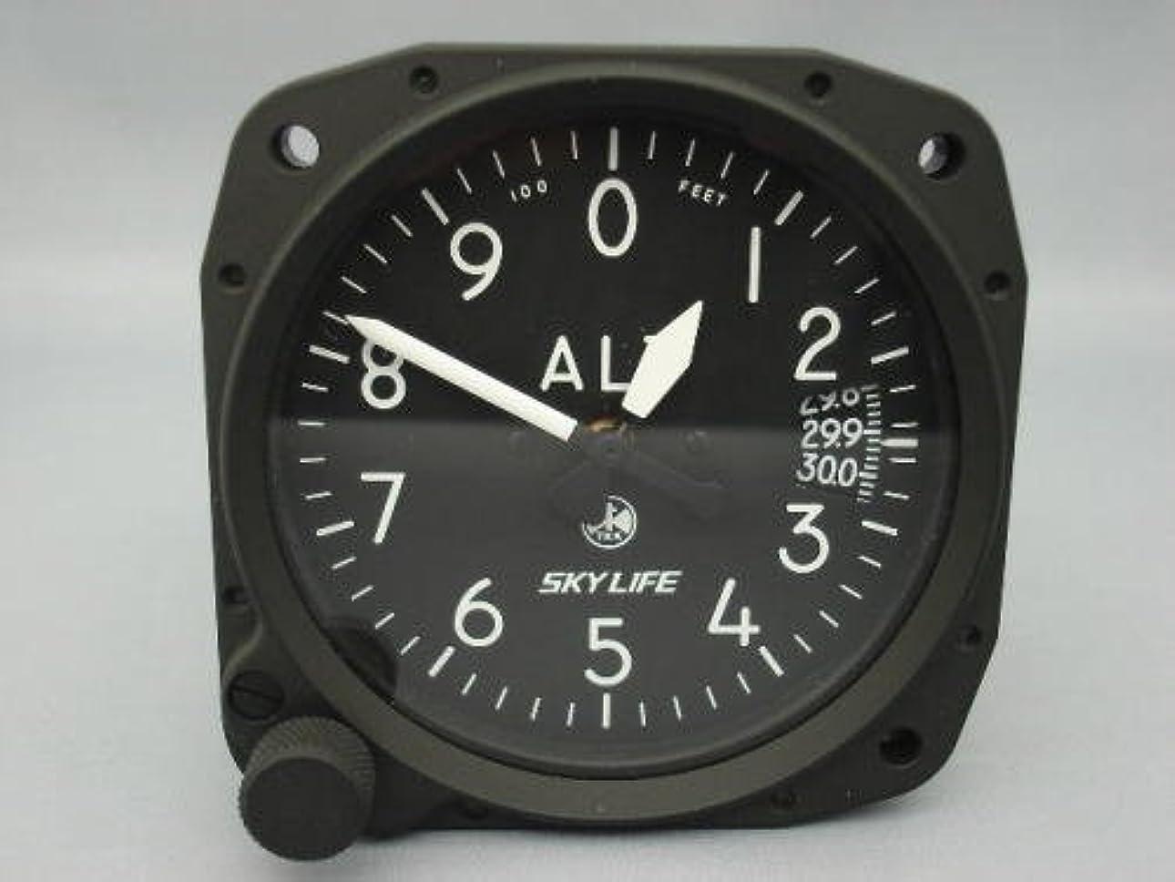 課す航空会社クレア東京航空計器 飛行機用  航空計器 高度計 ALTIMETER (0~20000FT)