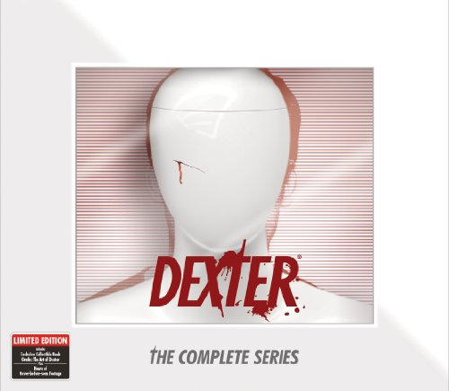 Dexter: The Complete Series Collection Gift Set [Blu-ray]