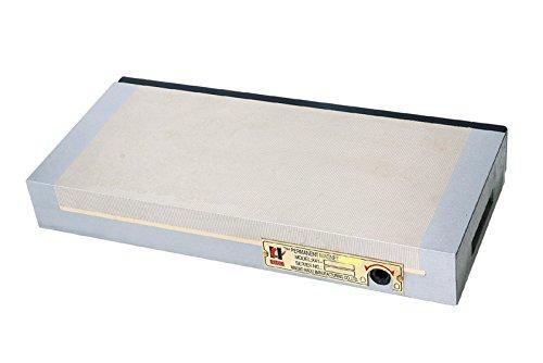 Fantastic Deal! HHIP 3402-0803 6 x 12 Inch Dense Permanenet Magnetic Chuck - Fine