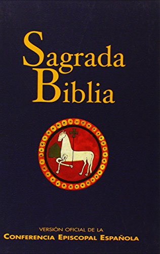 Sagrada Biblia Cee Rca Popular Version oficial Conferencia Episcopal