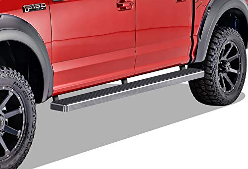 APS iBoard 304 Stainless Steel Polished Silver 5 inches Step Bars