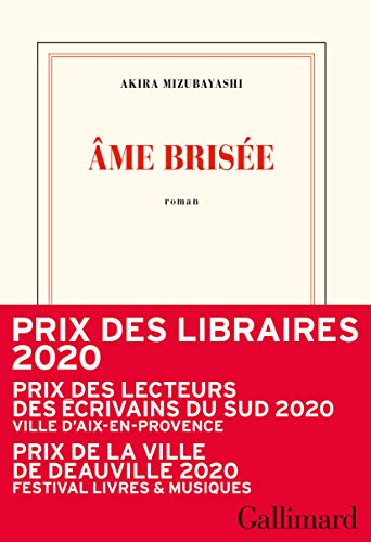 Âme brisée eBook: Mizubayashi, Akira: Amazon.fr