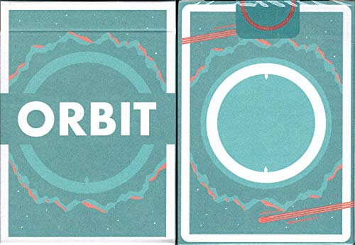 Strixmagic Mazzo di Carte Orbit V5 Playing Cards
