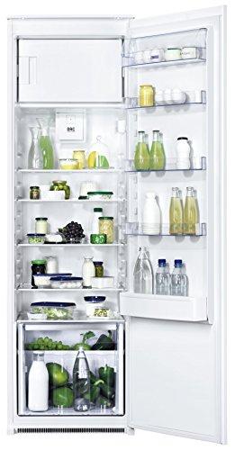 ZBA30455SA combi-koelkast 294L A+ wit - koelbox (geïntegreerd, wit, rechts, 294 L, SN-T, 35 dB)