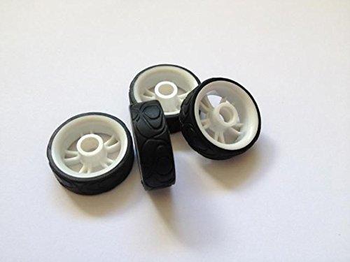 Automoblox - 4 Roues Mini - Plastique,Caoutchouc - 986003LB