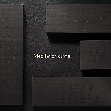 Méditation calme - Méditation comme moyen de calmer et de se détendre