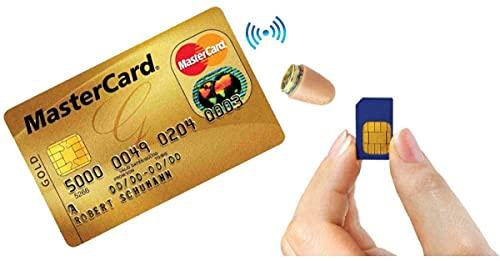 Pinganello Supermini + carta di credito gsm di pinocchietti nascosti