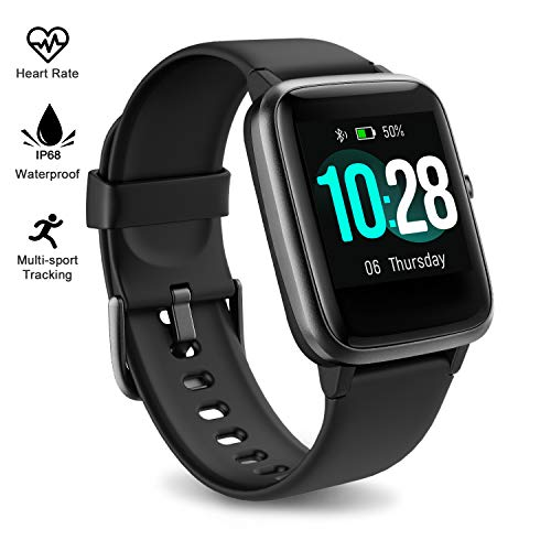 Fitpolo Fitness Tracker Watch with Heart Rate and Sleep...