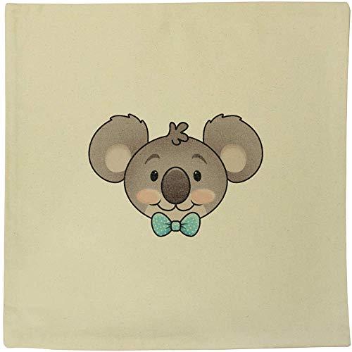 40cm 'Koala Gesicht' Kissen Abdeckung (CV00020126)