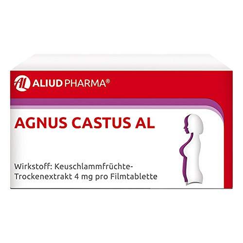 AGNUS CASTUS AL Filmtabletten 30 St