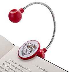Clip on book light