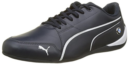 Puma Puma Unisex-Erwachsene BMW MS Drift Cat 7 Sneaker, Blau (Team Blue White), 36 EU
