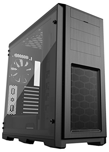 Phanteks Enthoo Pro Tempered Glass PH-ES614PTG_BK, Black