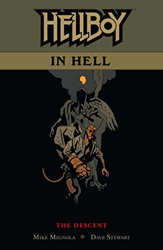 Hellboy in Hell, Volume 1: The Descent