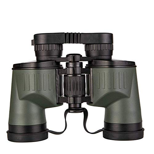 LKITYGF Tragbar Teleskop-Teleskop-Himmel-Teleskop 8x40 Weitwinkel-Ferngläser HD, Armee grün im Freien