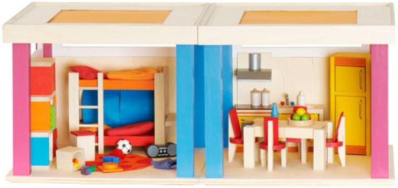 Selecta 4254 - Bungalow, Puppenhaus