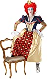 Reine rouge - Alice au pays des merveilles - Disney - costume costumé adulte - L